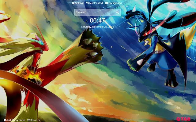 Pokemon Wallpapers Pokemon New Tab HD