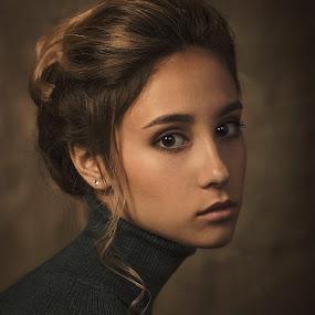 Diana by Dmitry Baev - People Portraits of Women ( studio, model, woman, beautiful, portrait )