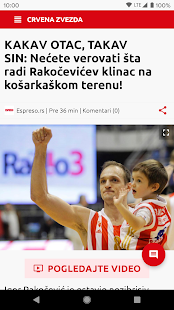 Red Star Belgrade - All news - powered by PEP