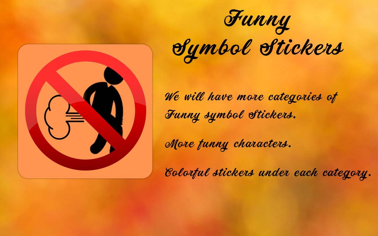 Funny symbols stickers android apps on google play funny symbols stickers screenshot biocorpaavc