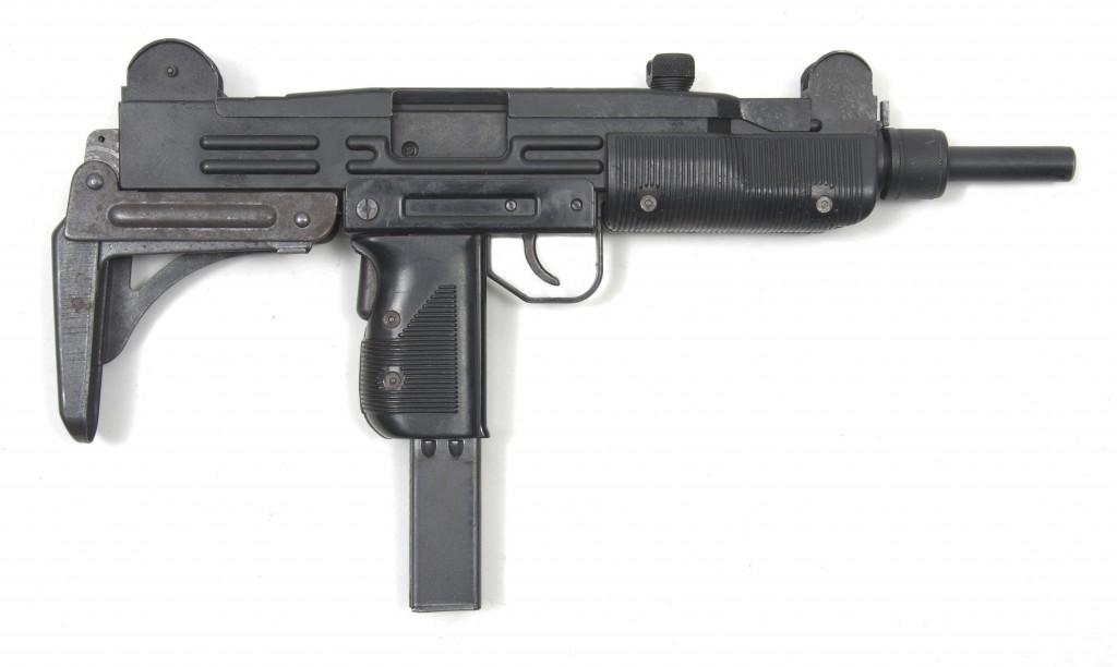 Uzi – пистолет-пулемет