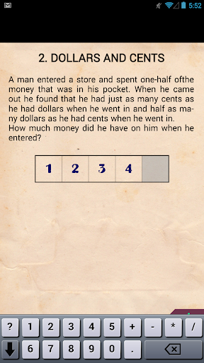 Puzzle Book:  Logic Puzzles (English Page) 1.7.0 screenshots 11