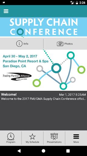 TPA Supply Chain Conference  screenshots 1