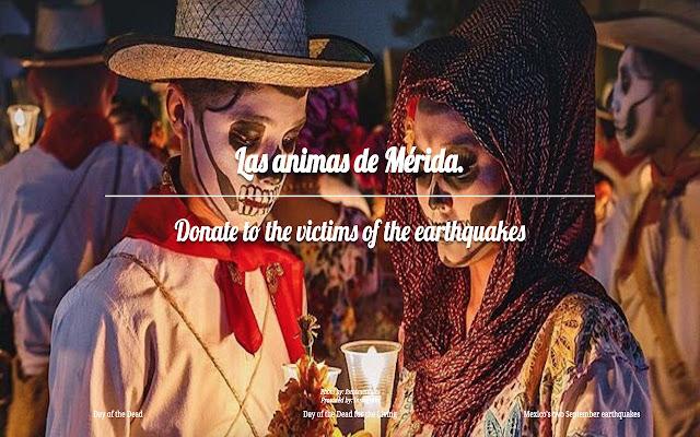 Dia de Muertos para Vivos