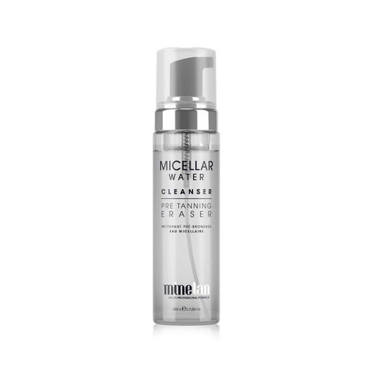 MineTan Micellar Water - Cleanser 200 ml