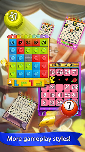 Download Bingo Blaze -  Free Bingo Games MOD APK 2