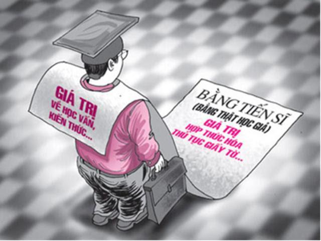 """Lại thêm một """"trí thức ngày nay"""" trong xã hội Việt Nam!!!"""