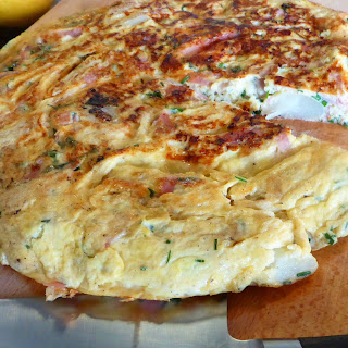 Recipe for White Asparagus Frittata
