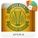 XPERIA™ Pub Old Friendly Theme icon
