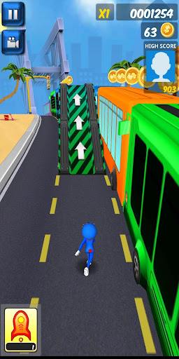 Subway Doraemon dash cheat screenshots 5