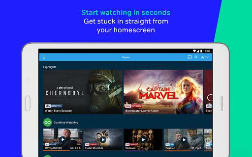 NOW TV 10.9.2 screenshots 17