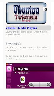 Learn Ubuntu Tutorials - náhled