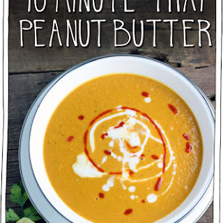 Pumpkin Soup With Peanut Butter Recipes