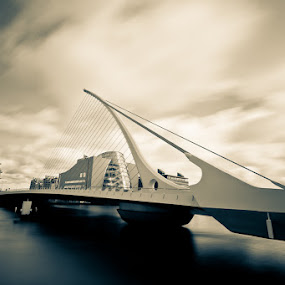 White Bridge by Luca Libralato - Buildings & Architecture Bridges & Suspended Structures ( bridge )