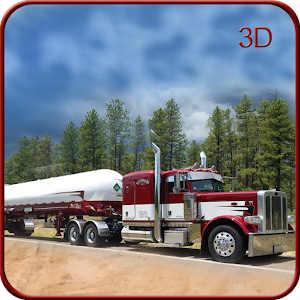 Offroad Oil Cargo Truck 3d for PC and MAC