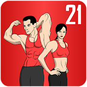 Lose Weight In 21 Days - Home Fitness Workout
