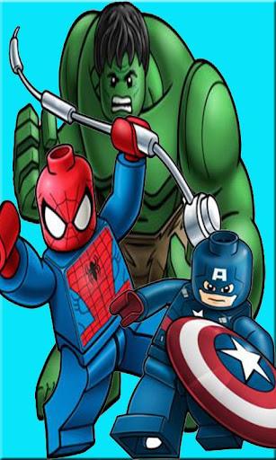 The Super Hero Puzzle