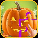 Halloween Jigsaw Puzzle- Kids Scary Fun icon