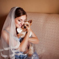 Wedding photographer Anna Gomenyuk (KinoLove). Photo of 15.08.2014