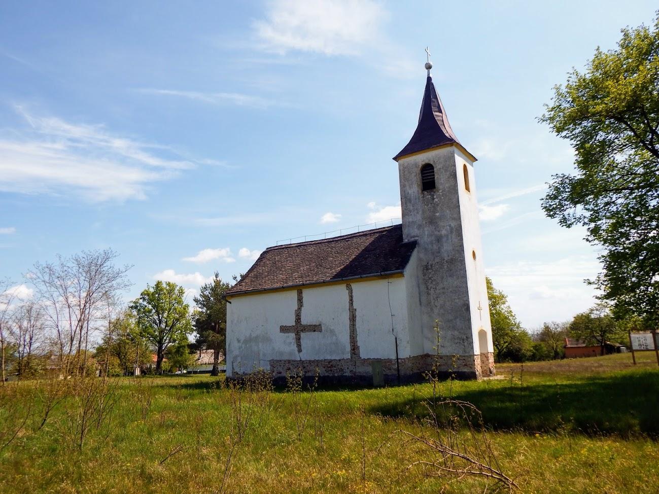 Petőmihályfa - Szent Bertalan kápolna