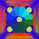 Psychedelic Lens LWP - BETA Icon