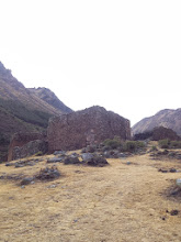 Photo: The ruins of Pumamarca
