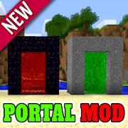 Portal Mod in Minecraft