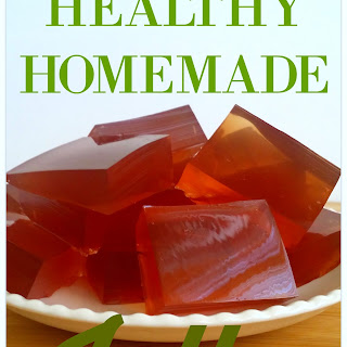 Easy and Healthy Homemade Jello.