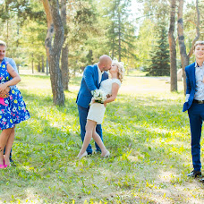 Wedding photographer Yuliya Rachinskaya (mixjulia). Photo of 12.01.2017