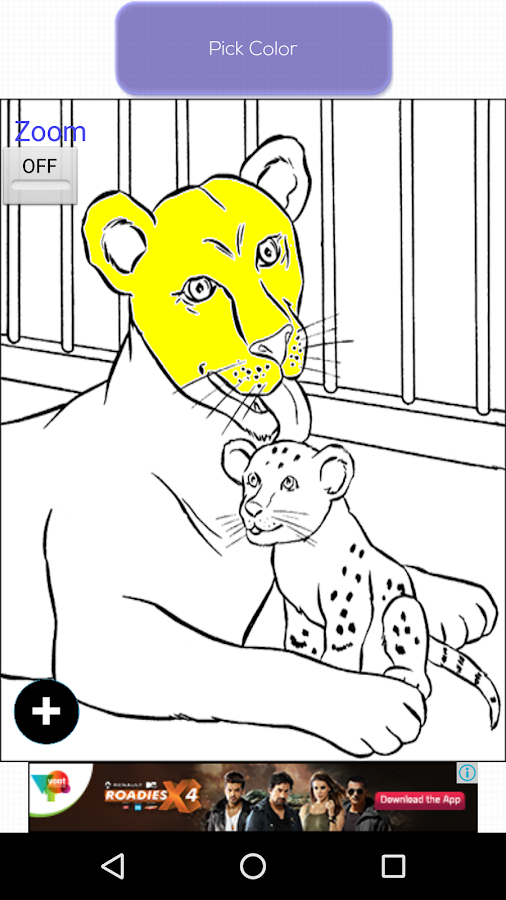 Happy Zoo Coloring Book Android Apps on Google Play