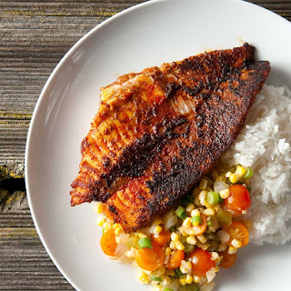 Blackened Catfish