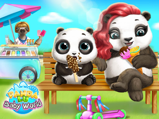 Panda Lu Baby Bear World - New Pet Care Adventure 1.0.71 screenshots 17