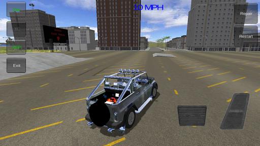 Offraod Russian Jeep Simulator