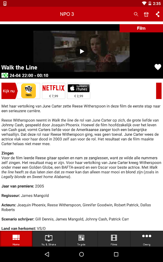 TVGids.nl - screenshot