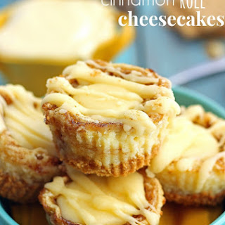 Miniature Cheesecakes With Graham Cracker Crust Recipes