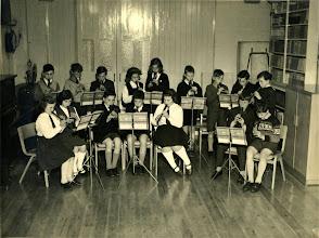 Photo: Recorder Class at Wateringbury School