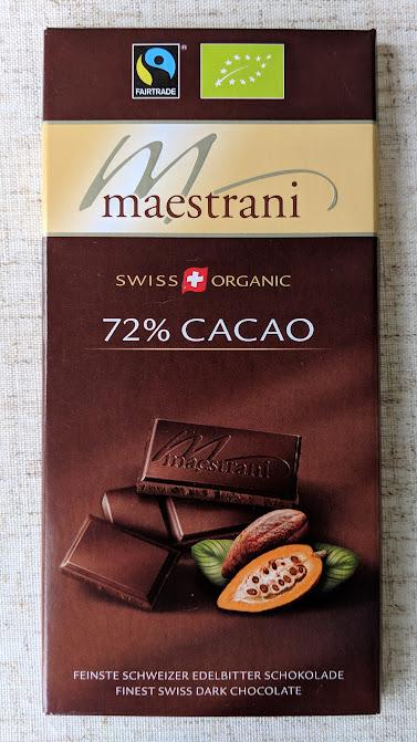 72% Maestrani Bar