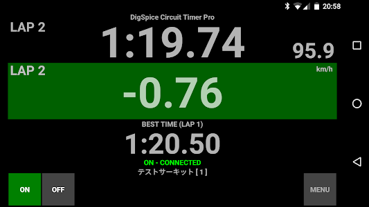 DigSpice Circuit Timer Pro screenshot 3