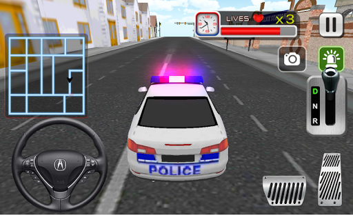 Police Car Driver 3.12 screenshots 10