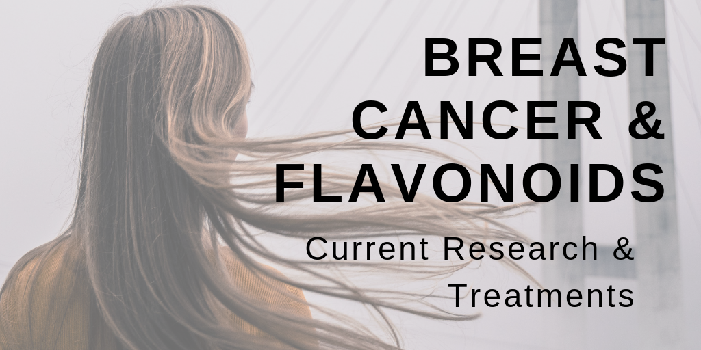 Breast cancer & flavonoids: current research and treatments