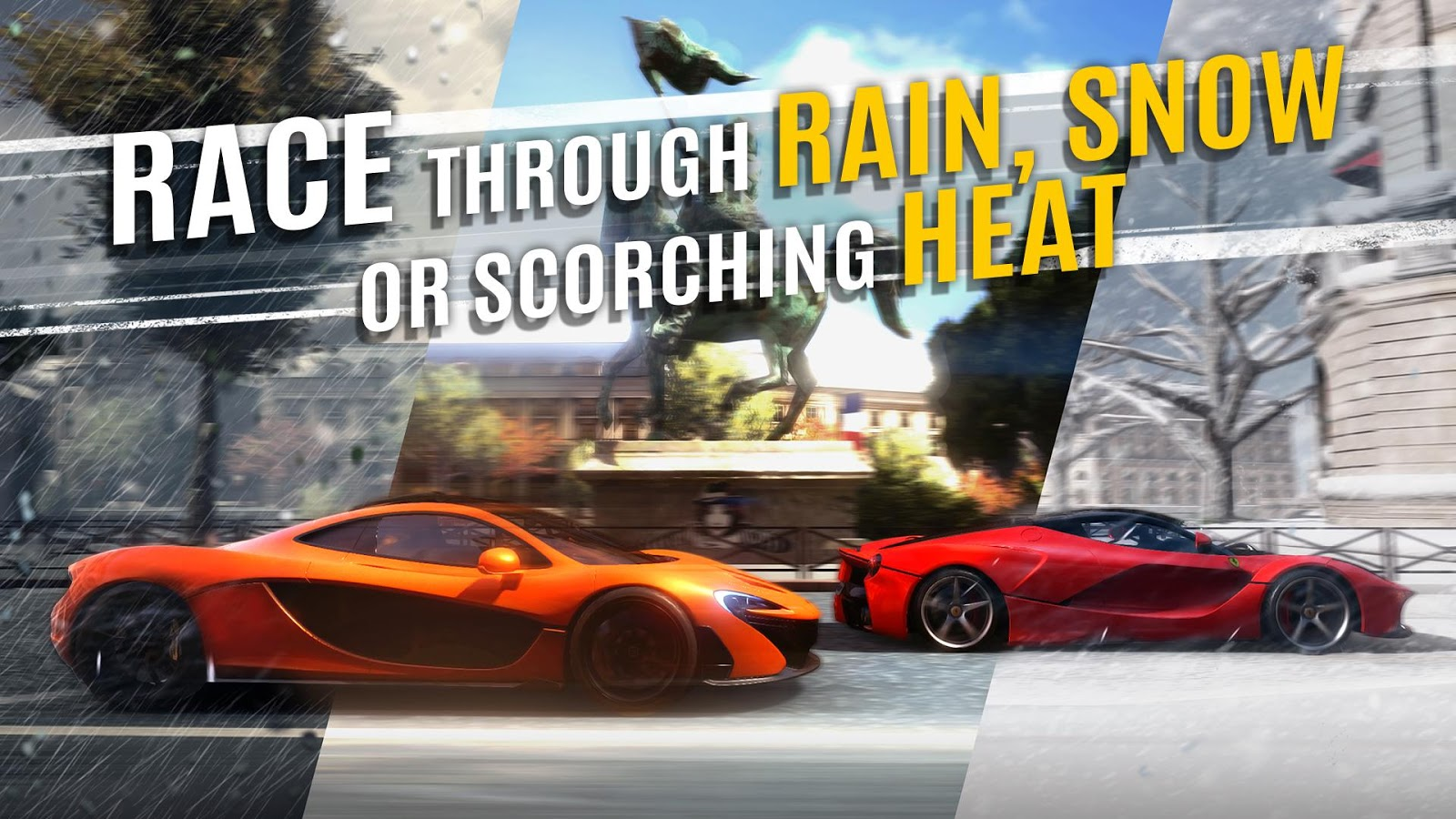 Asphalt Street Storm Racing- screenshot