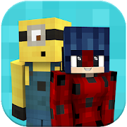 Cartoon Skins for Minecraft