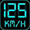 GPS Speedometer hud speedometer free icon