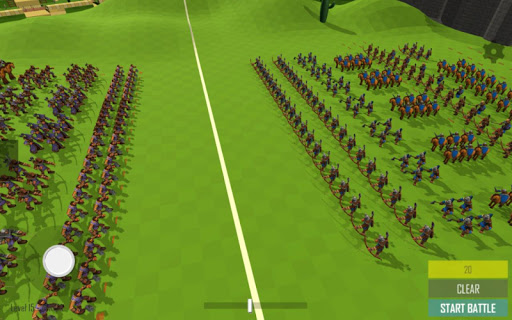Medieval Battle Simulator: Sandbox Strategy Game 1.5 screenshots 16