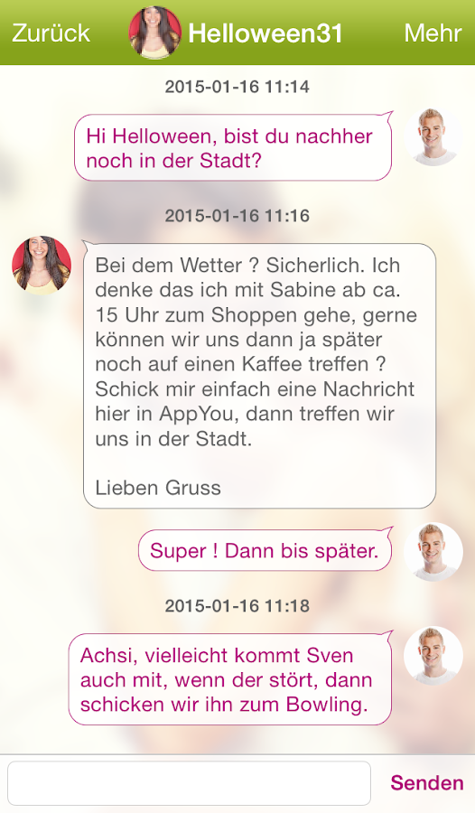 AppYou - Dating- screenshot