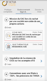 RF Actua CAC- screenshot thumbnail