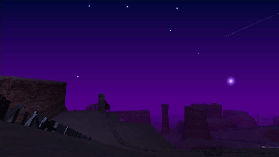 Malam di Arco del Oeste