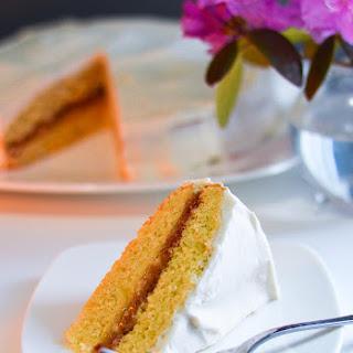 Mother's Day Sponge Cake