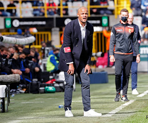 """Kompany analyse la défaite : """"Un cran en-dessous, pas deux"""""""