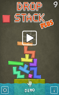 Drop Stack Plus - Block Tower- screenshot thumbnail